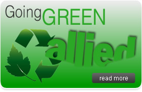 Allied go green